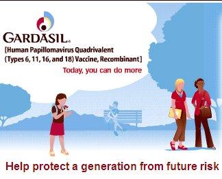 Cancer du col de l'utérus : un vaccin thérapeutique à l'essai Gardasil-ad1