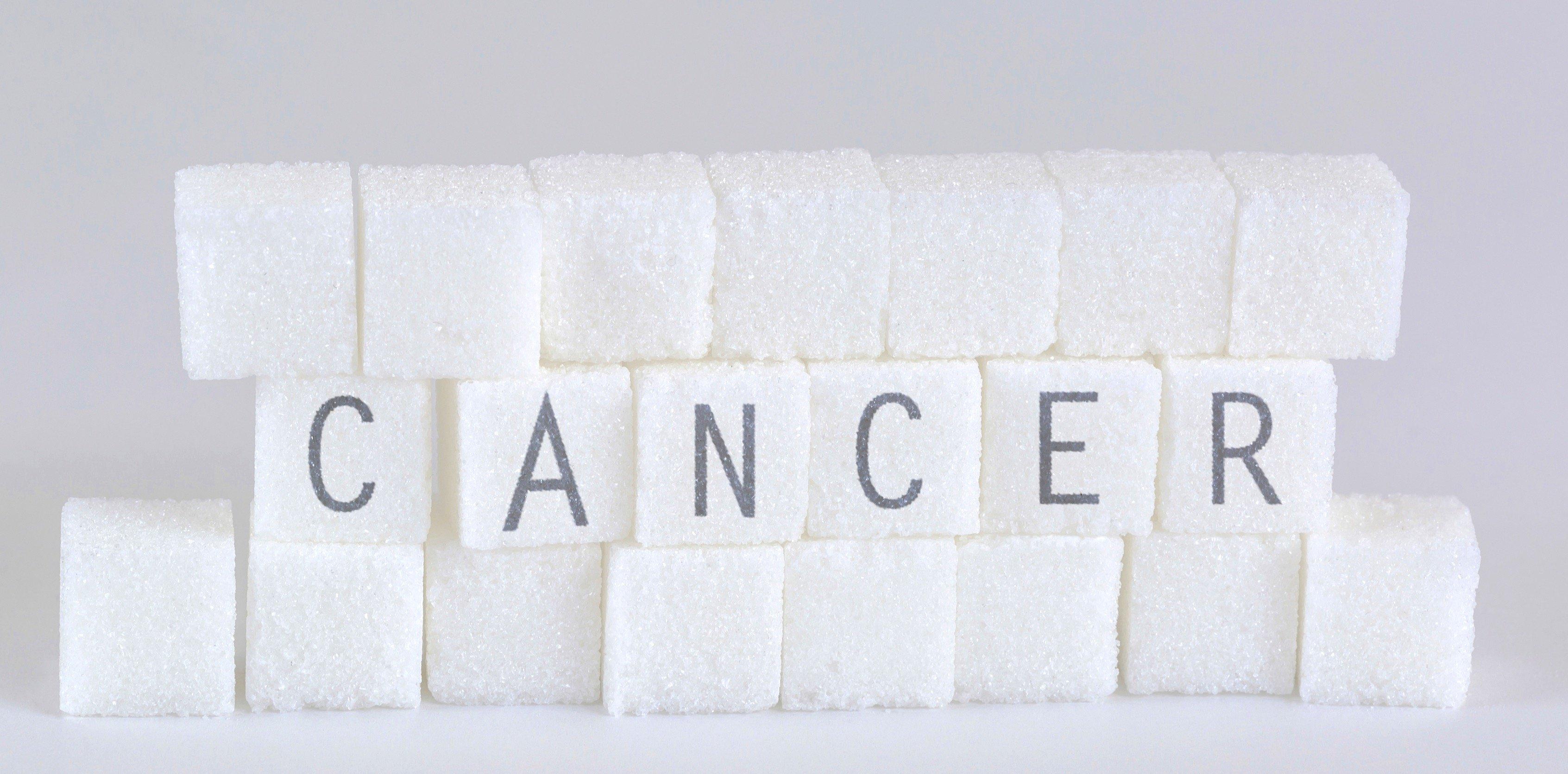 Image result for sugar cancer